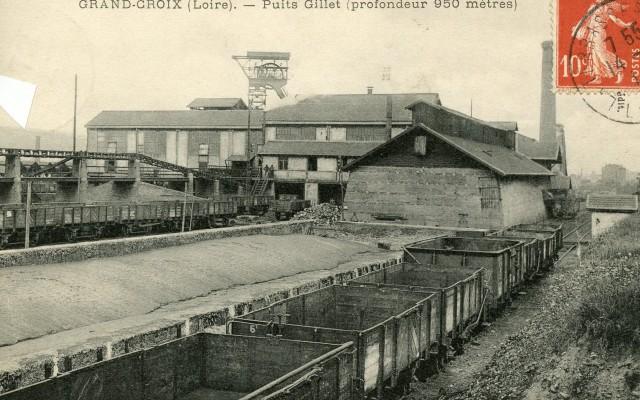Puits Gillier – Grand Croix