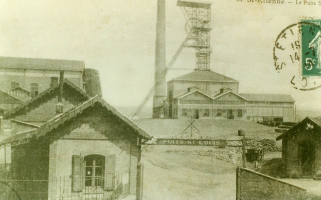 Le puits Saint Louis – St-Etienne