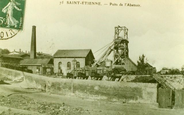 Le puits de l'Abattoir – St-Etienne