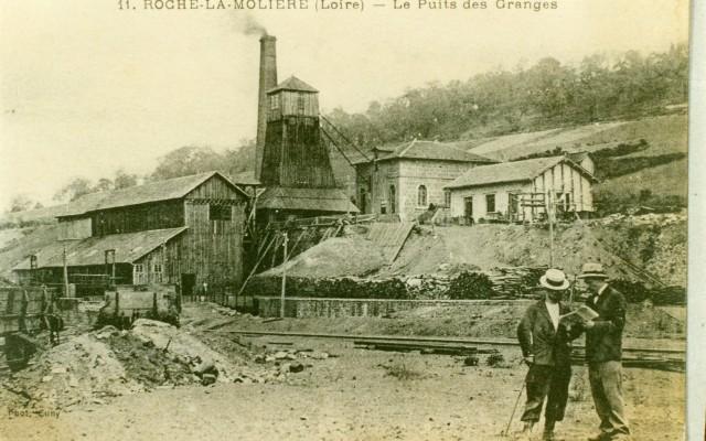 Puits des Granges – Roche la Molière