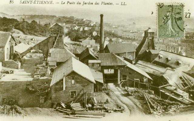 Le puits du Jardin des Plantes – St-Etienne