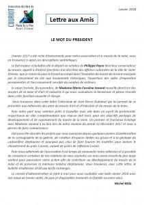 1ere page lettre aux amis 01-2018
